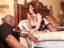 Debi receives the Lucas treatment