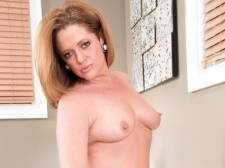 Small-town HORNY HOUSEWIFE, big-time load