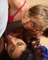 Sheila Marie And Alana Rains