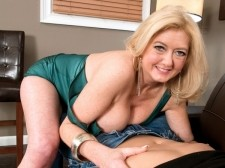 The Huge-titted Blonde And The Big-Cocked Stud