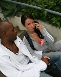 Tina Dove And Jordan Kingsley