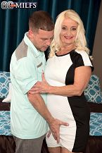 Her daughter just screwed this chab. Now Vikki's plan to screw him.